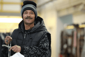 Bruce's Cleveland comeback story from homeless to home